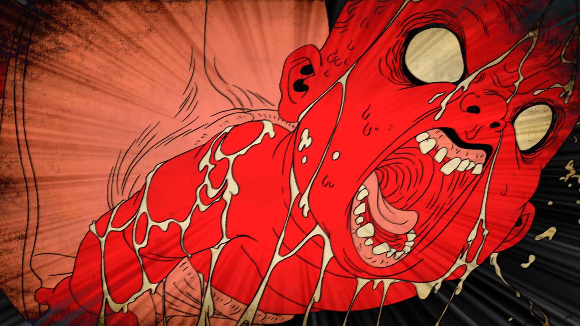 red death disease